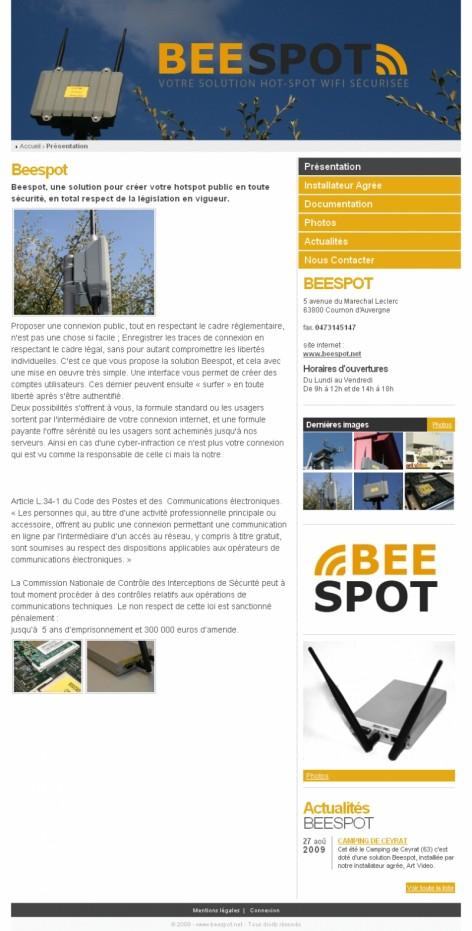 BeeSPOT - de Weetrine