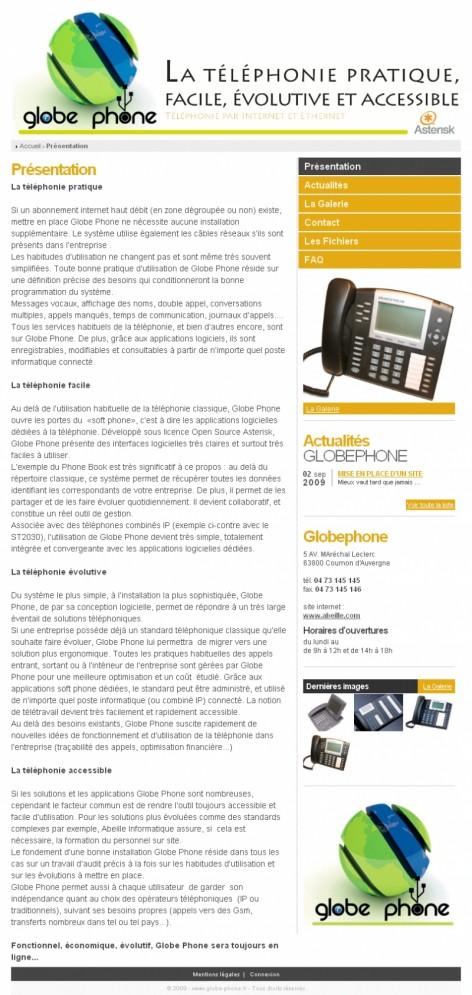 GlobePhone - de Weetrine